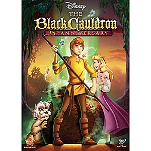The Black Cauldron 25th Anniversary Edition DVD