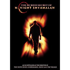 The Buried Secret of M. Night Shyamalan DVD