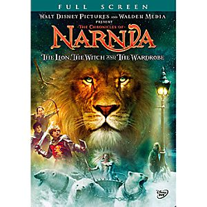 The Chronicles of Narnia: The Lion, the Witch and the Wardrobe DVD Fullscreen