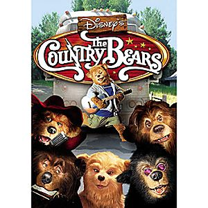 The Country Bears DVD Fullscreen