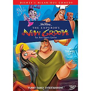 The Emperors New Groove: The New Groove Edition DVD