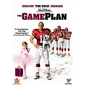 The Game Plan DVD Fullscreen