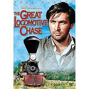 The Great Locomotive Chase DVD