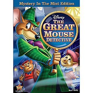 The Great Mouse Detective: Mystery in the Mist Edition DVD