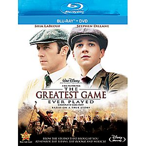 The Greatest Game Ever Played 2-Disc Blu-ray and DVD