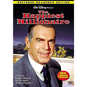 The Happiest Millionaire: Restored Roadshow Edition DVD