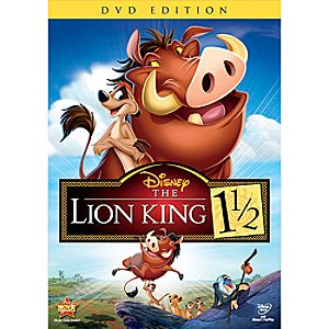 The Lion King 1 1/2 DVD Special Edition