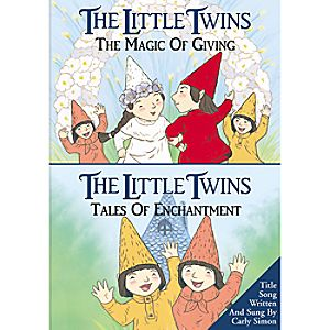 The Little Twins: The Magic of Giving and Tales of Enchantment DVD