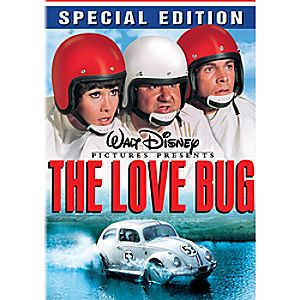 The Love Bug DVD Special Edition
