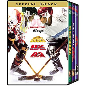 The Mighty Ducks 3-Pack: The Mighty Ducks, D2: The Mighty Ducks, D3: The Mighty Ducks DVD