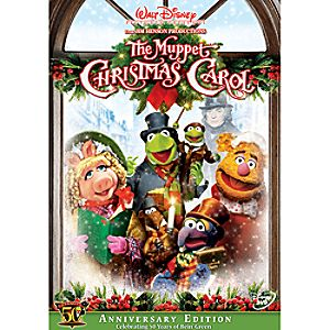 The Muppet Christmas Carol: Kermits 50th Anniversary Edition DVD