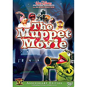 The Muppet Movie: Kermits 50th Anniversary Edition DVD
