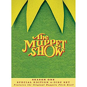 The Muppet Show: Season 1 DVD