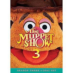 The Muppet Show: The Complete Third Season DVD