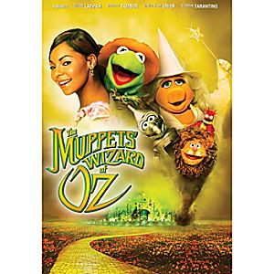 The Muppets Wizard of Oz DVD