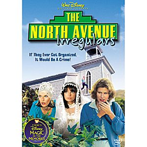 The North Avenue Irregulars DVD