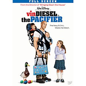 The Pacifier DVD Fullscreen
