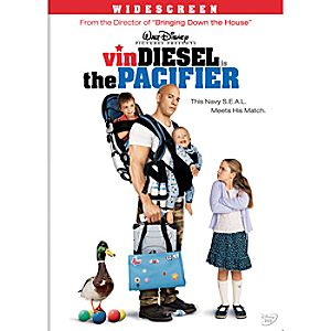 The Pacifier DVD Widescreen