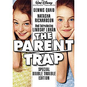 The Parent Trap Special Double Trouble Edition (1998) DVD