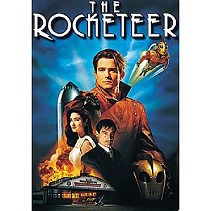 The Rocketeer 20th Anniversary DVD