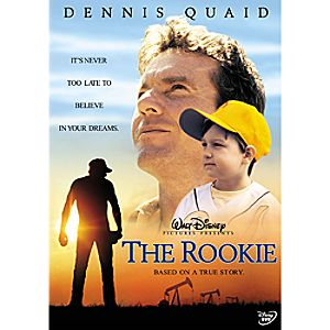 The Rookie DVD Fullscreen