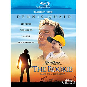 The Rookie 2-Disc Blu-ray and DVD
