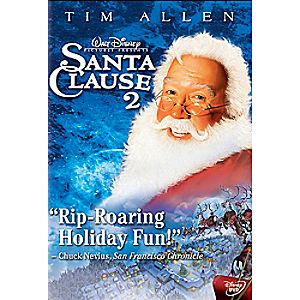 The Santa Clause 2 DVD Fullscreen
