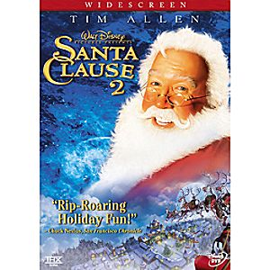The Santa Clause 2 DVD Widescreen