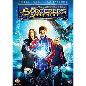 The Sorcerers Apprentice DVD