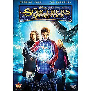 The Sorcerer's Apprentice DVD