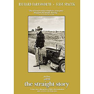 The Straight Story DVD