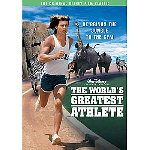 The Worlds Greatest Athlete DVD