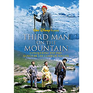 The Third Man on the Mountain DVD