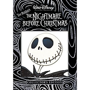 Tim Burtons The Nightmare Before Christmas DVD