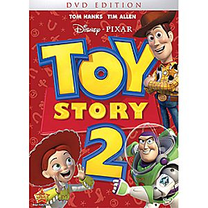 Toy Story 2 Special Edition DVD
