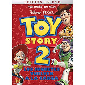 Toy Story 2 Special Edition Spanish DVD