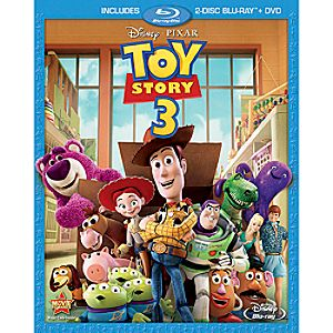 Toy Story 3: 3-Disc Blu-ray and DVD