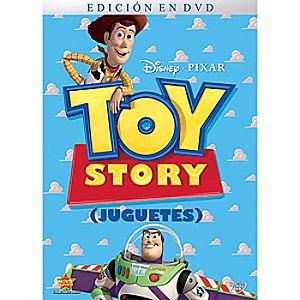 Toy Story Special Edition Spanish DVD