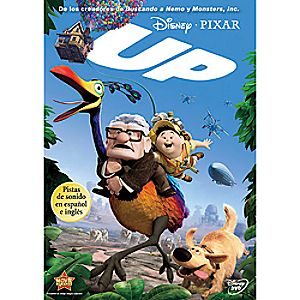 Up Spanish DVD