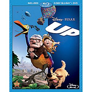 Up 3-Disc Blu-ray and DVD