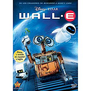 Wall-E Spanish DVD