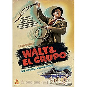 Walt and El Grupo DVD