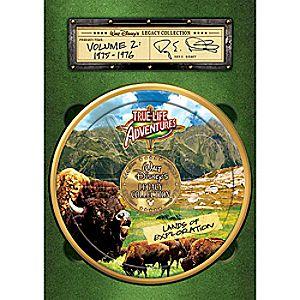 Walt Disney Legacy Collection: True-Life Adventures Volume 2, Lands of Exploration DVD