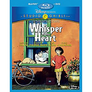Whisper of the Heart - 2-Disc Combo Pack
