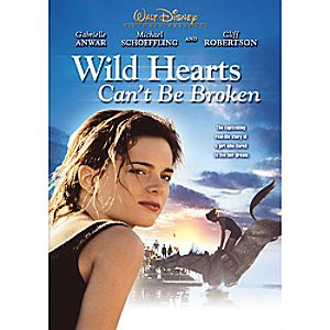 Wild Hearts Cant Be Broken DVD
