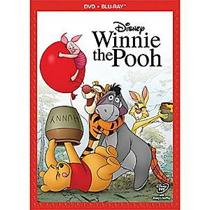 Winnie the Pooh (2011) 2-Disc DVD and Blu-ray