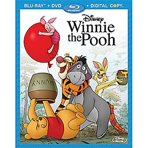 Winnie the Pooh (2011) 3-Disc Blu-ray, DVD and Digital File