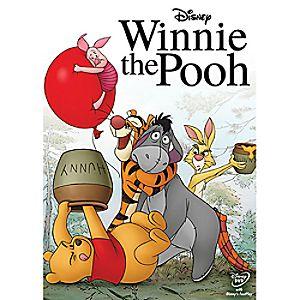 Winnie the Pooh (2011) DVD