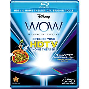 World of Wonder Optimization Disc Blu-ray
