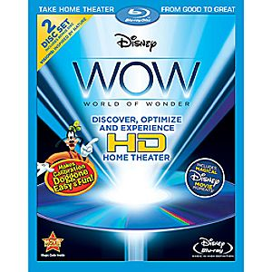 World of Wonder Optimization 2-Disc Blu-ray